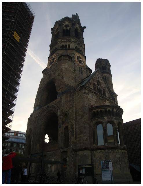 Kaiser Wilhelm Gedächtniskirche, em Berlim