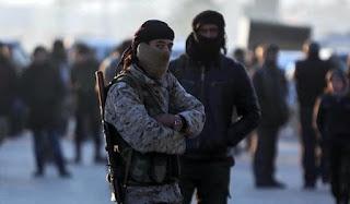 Non-Syrian Terrorists