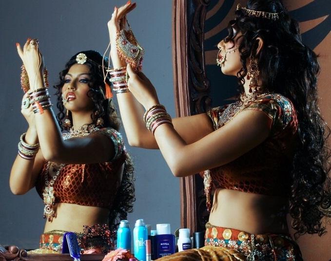 Priya Soni Bridal Photoshoot Images