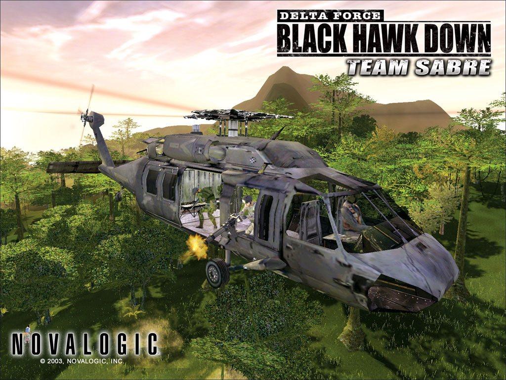 Games Mania: Delta Force Black Hawk Down