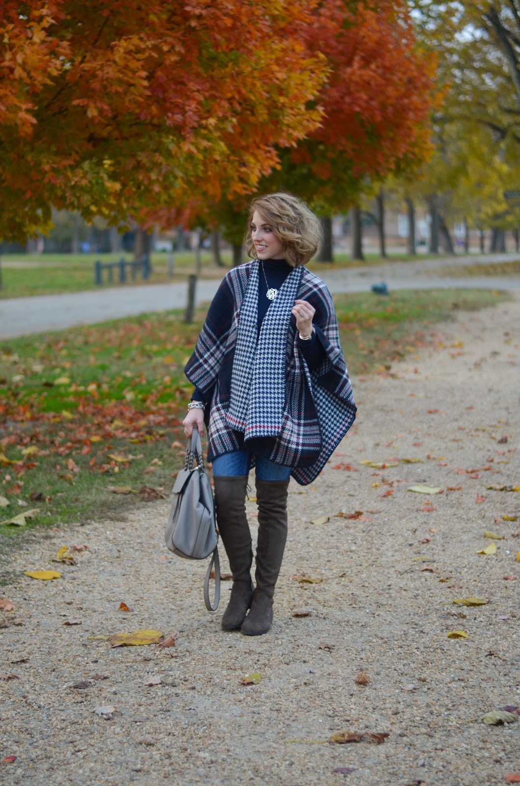 Fall Fashion - Something Delightful Blog