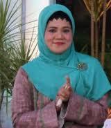 Ummi Qurrota' Ayunin pemain sinetron Wanita Perindu Surga ANTV