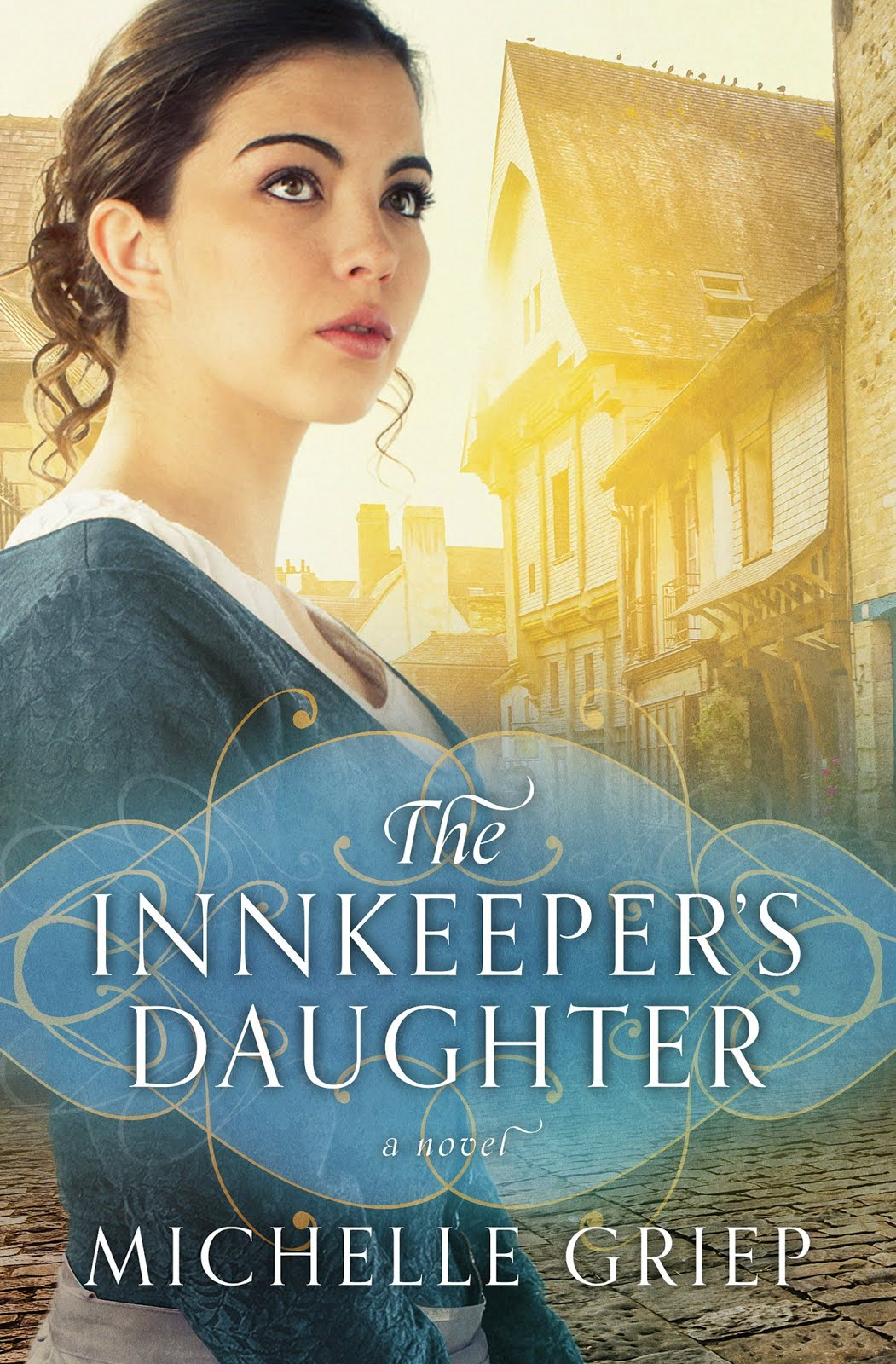 The Innkeeper's Daughter Book Tour