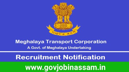 Meghalaya Transport Corporation (MTC) Recruitment 2018
