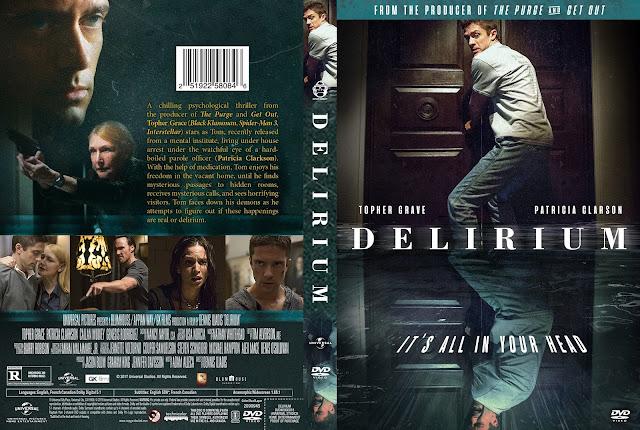 Delirium DVD Cover