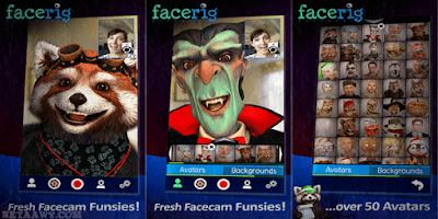 ما-هي-مميزات-تطبيق-FaceRig-؟