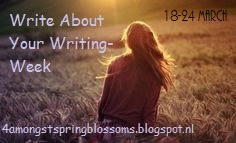 Writing Week blog party!