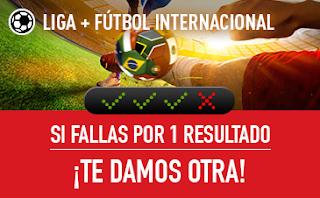 sportium Fútbol: Combinadas 'con seguro' 17-18 febrero