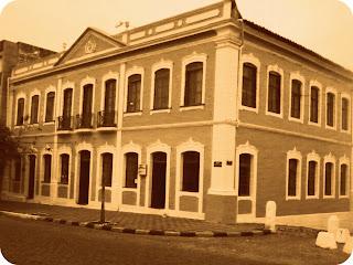 Antigo Hotel Brasil, em Rio Pardo, RS