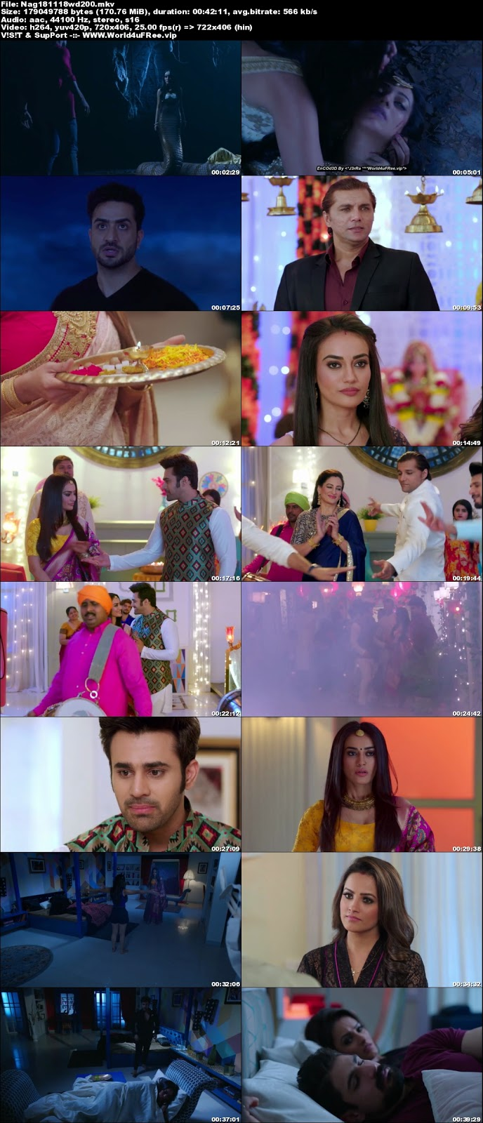 Naagin Season 3 2018 Episode 50 WEBRip 480p 200Mb x264 world4ufree.vip tv show Naagin Season 3 hindi tv show Naagin Season 3 Colours tv show compressed small size free download or watch online at world4ufree.vip