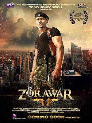 Zorawar 2016 Punjabi DTHRip 1GB
