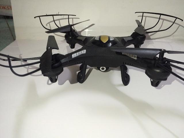 Hình ảnh thực tế máy bay UFO drone SCN006_2