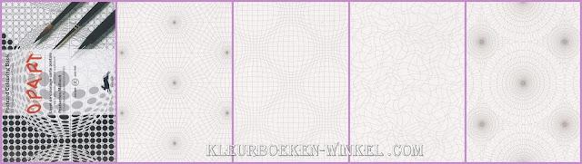 kleurboek PK 12 opart