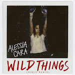 Alessia Cara - Wild Things (NuKid Remix) - Single Cover