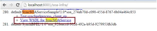 OSB to SOA Using SOA Direct Service URL