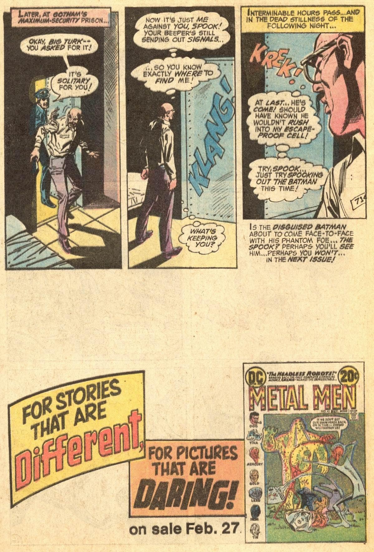 Detective Comics (1937) 434 Page 15