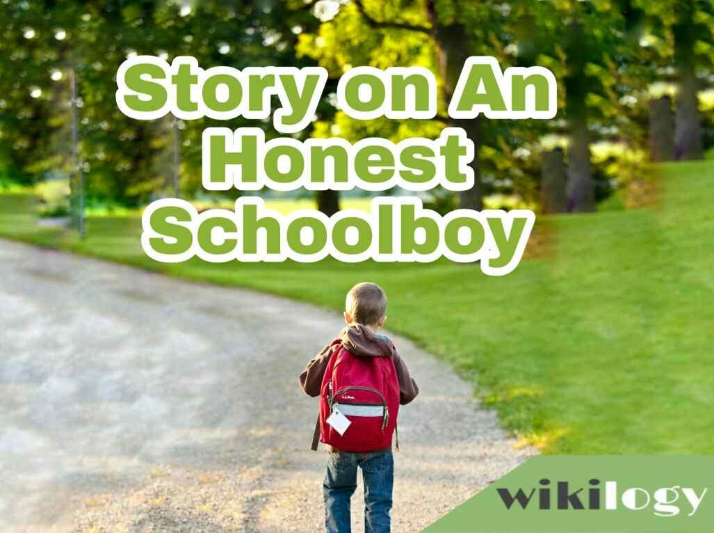 An Honest Schoolboy Story