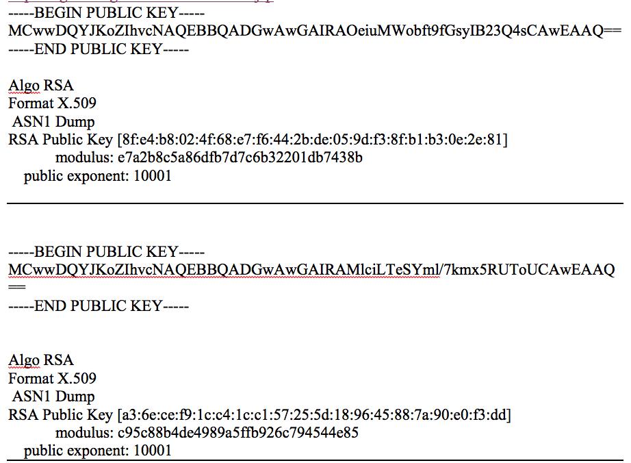 My first CTF: 'Decrypting RSA'