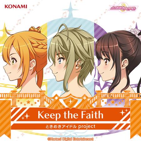 Tokimeki Idol project - Keep the Faith [2020.12.16+MP3+RAR]
