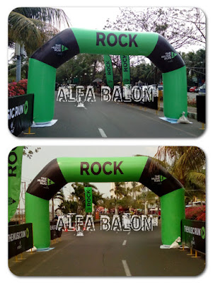 Balon Gate Start Rok