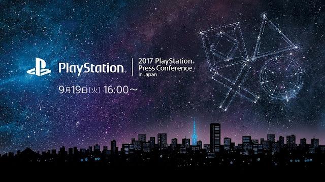 La conferencia de PlayStation de Tokyo Game Show tendrá lugar el 19 de septiembre
