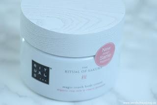 Review: Rituals - Body Produkte - The Ritual of Sakura