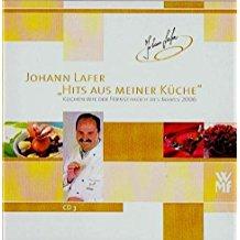 Johann Lafer , Hits aus meiner Küche , CD 3