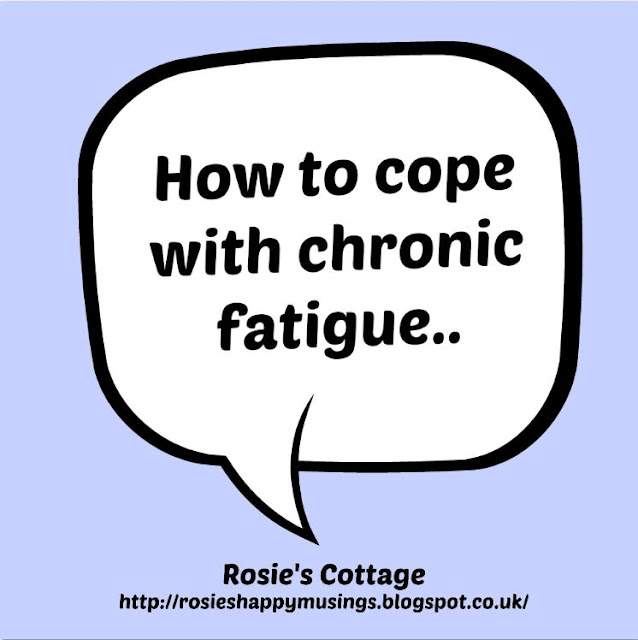 How to cope with chronic fatigue