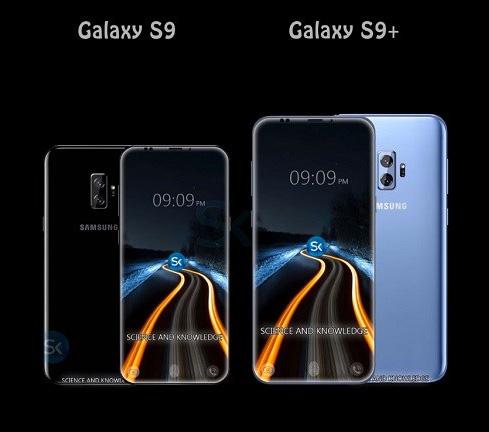 Galaxy S9 sẽ có camera kép