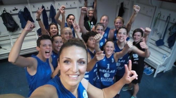 Στον τελικό των Ολυμπιακών αγώνων η Εθνική Κωφών Γυναικών-Χαμός στα αποδυτήρια-Τι δήλωσε η Αθηνά Ζέρβα-Στον ημιτελικό οι άνδρες-Φωτορεπορτάζ