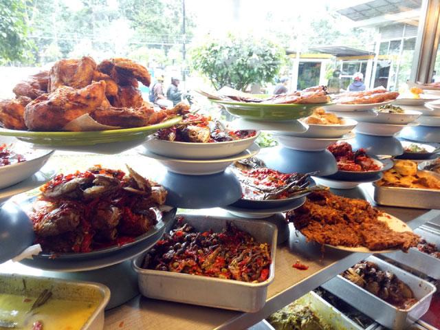Rumah Makan Padang Citra Bundo