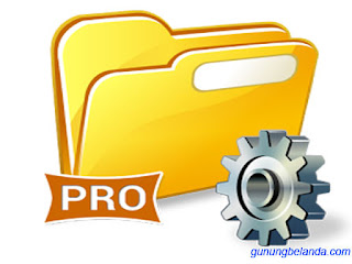 Aplikasi [Pro]File Manager Apk - Membuka File Tanpa Iklan