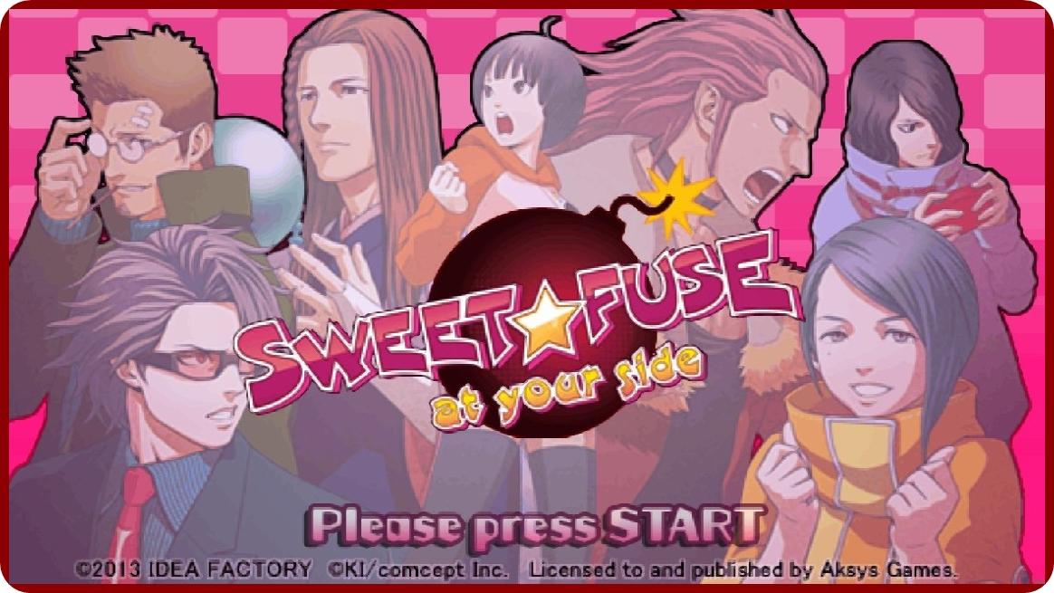Kết quả hình ảnh cho Sweet Fuse: At Your Side game