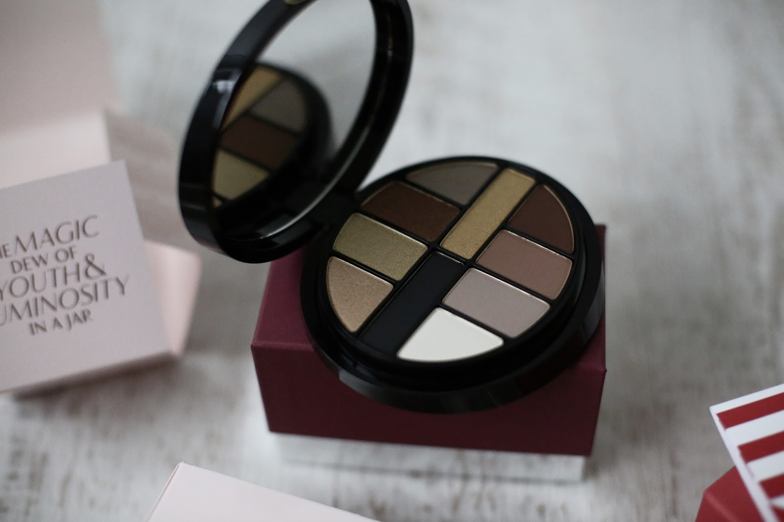 Armani the holiday palette
