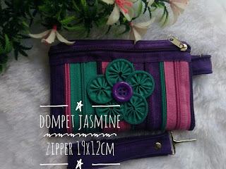 Dompet Resleting Jasmin 017