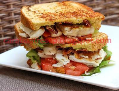 Foto 9 Resep Sandwich Sehat Komplit Sederhana Terbaru dan Terlengkap Spesial Asli Enak