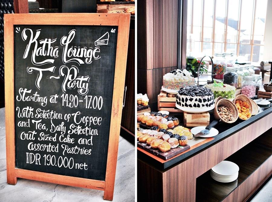 afternoon tea katha lounge