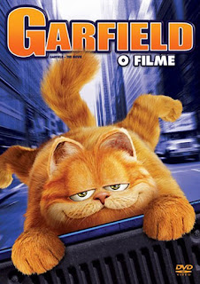 Garfield: O Filme - BDRip Dual Áudio