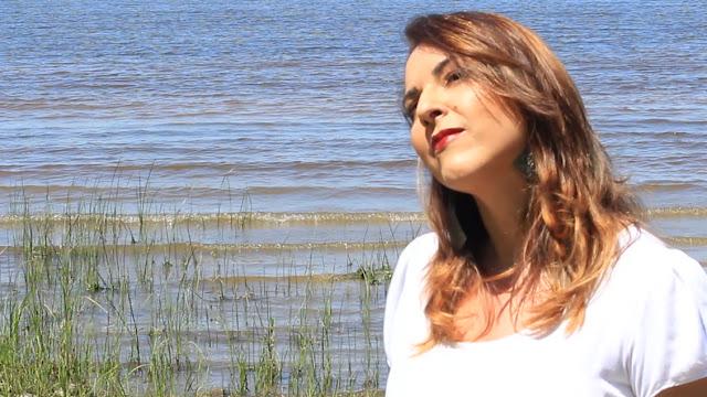 Cantora Lu Dantas lança no canal Play TV clipe gravado no Canadá