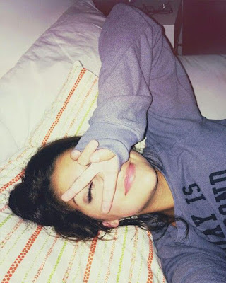 pose en la cama tumblr