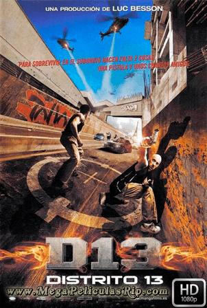 Distrito 13 [1080p] [Latino-Frances] [MEGA]