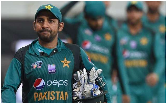 South Africa captain forgave Sarfraz Ahmed