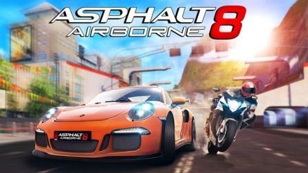 Asphalt 8 Airborne Gameloft MOD APK