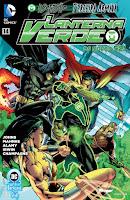 Os Novos 52! Lanterna Verde #14