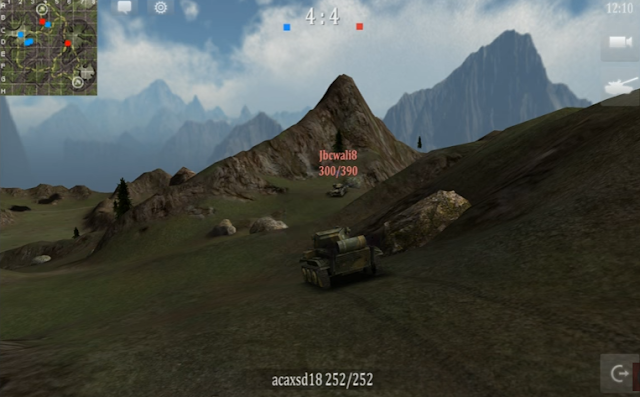 Download Armored Aces Mod Apk Unlimited Money