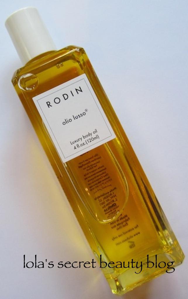 Lola S Secret Beauty Blog Rodin Olio Lusso Luxury Body