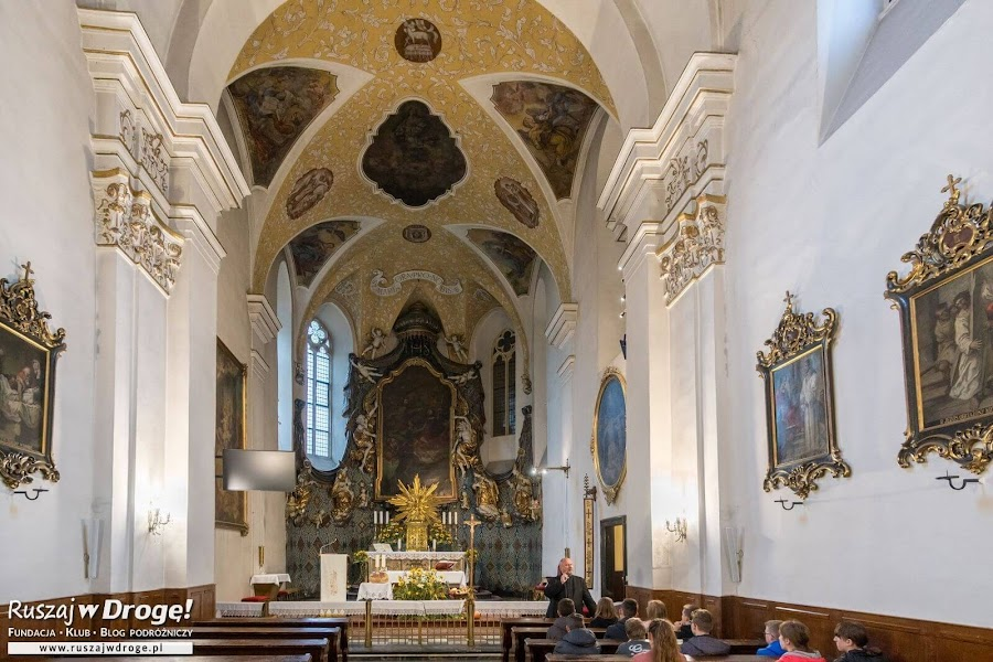 Kościół na górce - Matki Boskiej Bolesnej i św. Wojciecha
