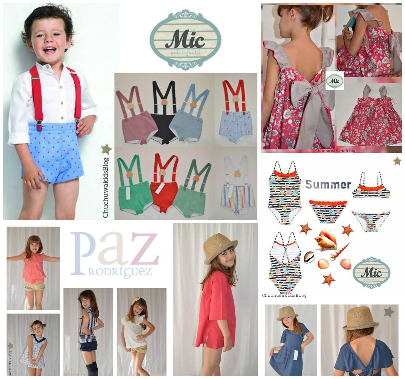 Blog moda infantil mic moda infantil verano 2016 for Jardin infantil verano 2016