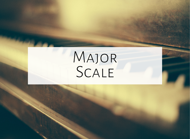 Strategies for teaching the major scale