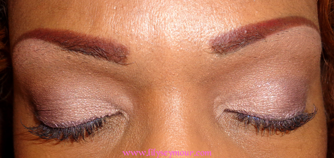 Featuring Burberry Plum Pink Palette
